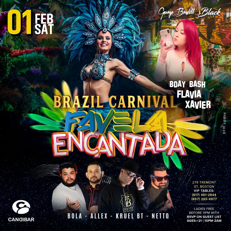 Favela Encantada 2020-01 Brazil - FlaviaCarnival