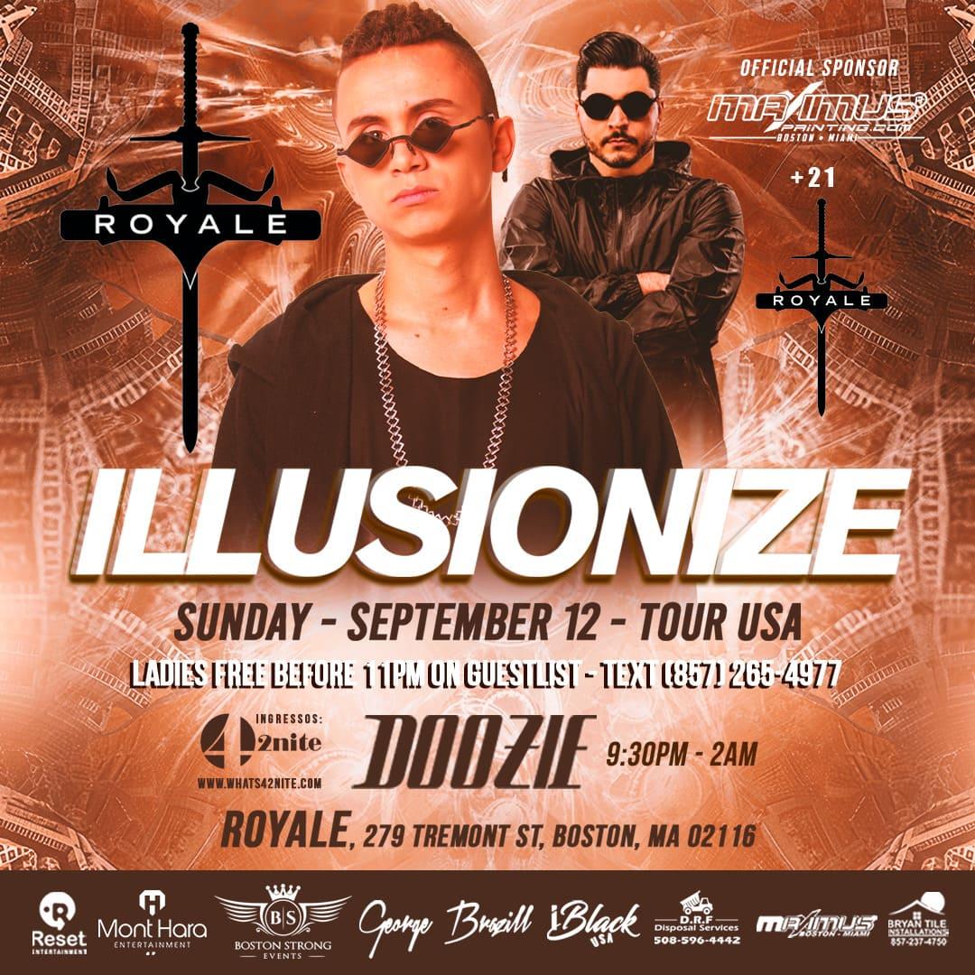 Royale - Illusionize - 09 12 2021