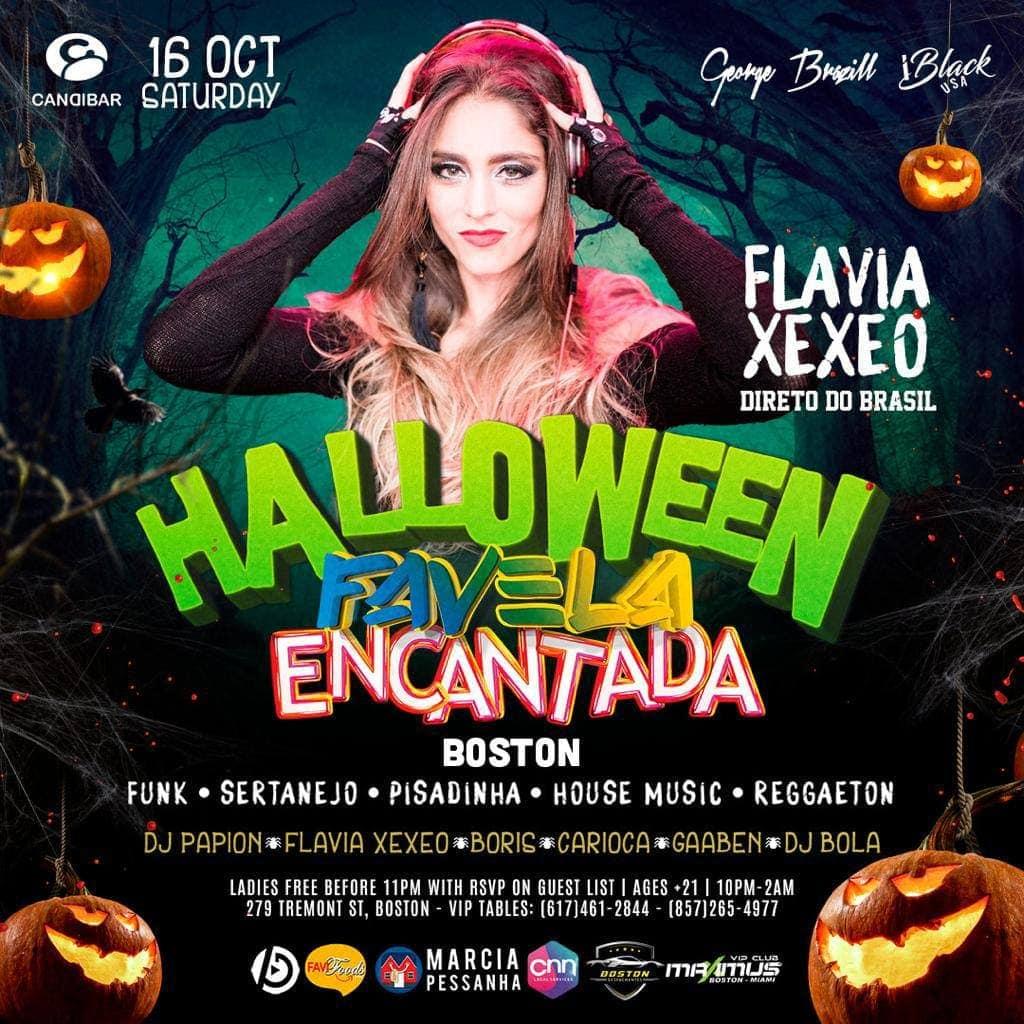 Halloween Favela Encantada Candibar iBlackUSA10 16 2021